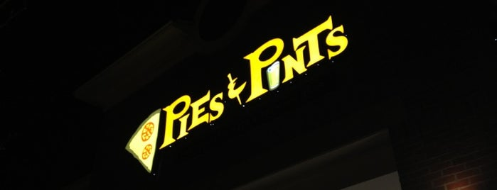 Pies & Pints - Worthington, OH is one of Lugares guardados de Jeremy.