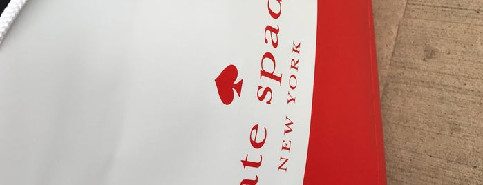 Kate Spade New York Outlet is one of Toronto's Best Shopping.