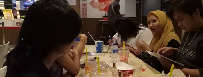 KFC is one of Kuliner Resto/Cafe ♥.