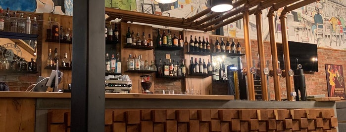 "Varazi Beer House   ლუდის სახლი ""ვარაზი"" is one of Georgia."