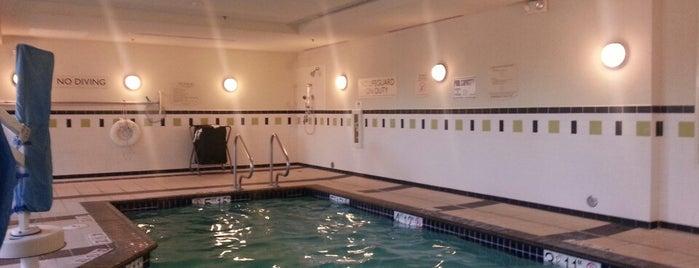 Fairfield Inn & Suites Santa Maria is one of Locais curtidos por Yesid.