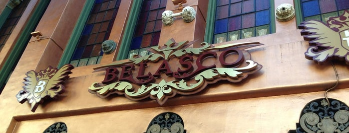 The Belasco is one of Been.