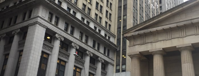 Financial District is one of Nueva York.