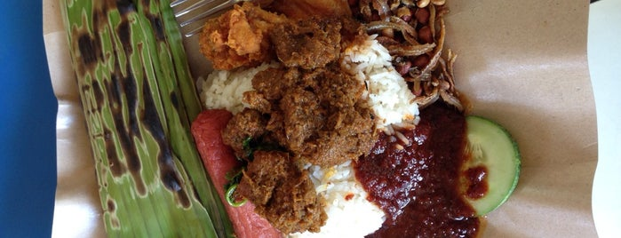 Boon Lay Power Nasi Lemak is one of SG Food Places.