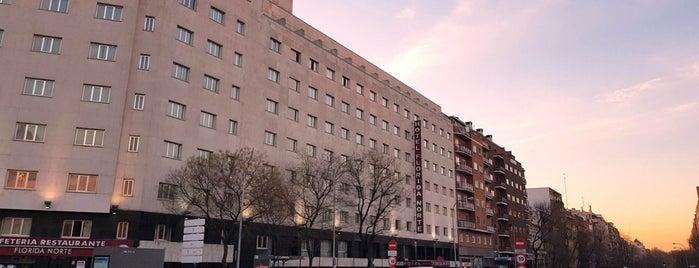 Hotel Florida Norte is one of Lieux qui ont plu à Luca.