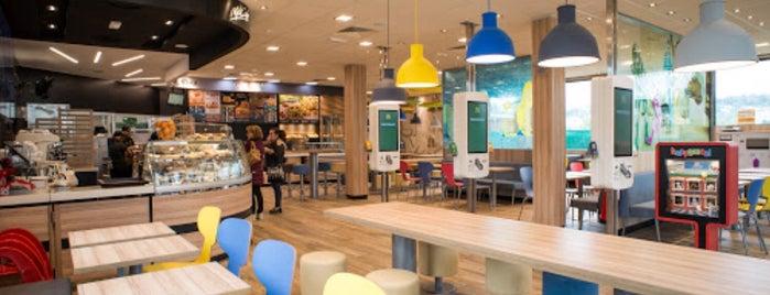 McDonald's is one of Ascoli Piceno.