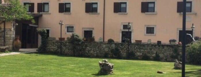Agriturismo Le Sorgenti is one of Ascoli Piceno.