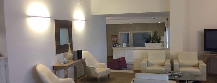 Hotel Giardino Suites&Spa is one of Lieux sauvegardés par Luca.