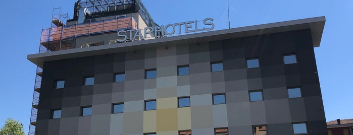 Starhotels Tourist is one of Hotel a Milano - Hotels in Milan.