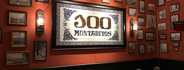 100 Montaditos is one of Ezgiさんのお気に入りスポット.