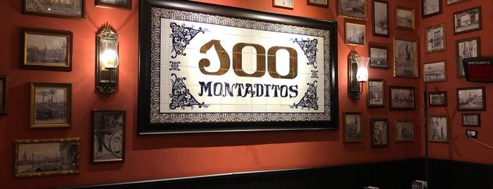 100 Montaditos is one of สถานที่ที่บันทึกไว้ของ Emre.