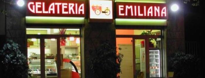 Gelateria Emiliana is one of Ascoli Piceno.