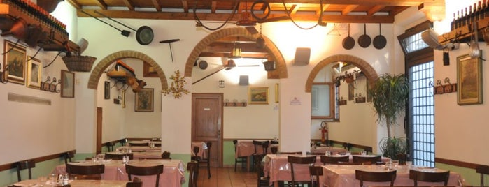 Trattoria Sabatino is one of Культурное чревоугодие и прогрессирующий гедонизм.
