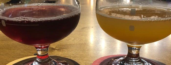 Wild Barrel Brewing is one of Orte, die Noland gefallen.