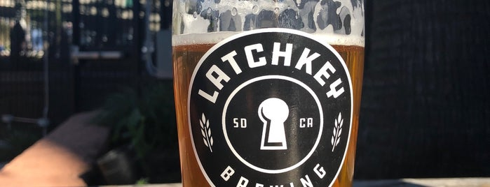 Latchkey Brewing is one of Yet to Visit.