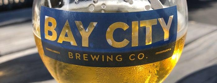 Bay City Brewing Co. is one of สถานที่ที่ Luis ถูกใจ.