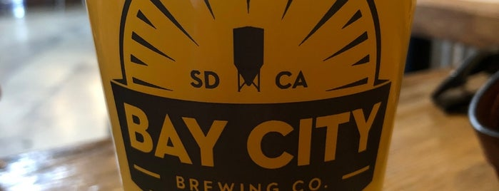 Bay City Brewing Co. is one of Locais curtidos por Luis.