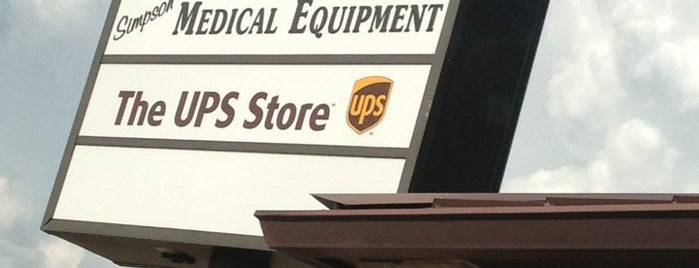 The UPS Store is one of Posti che sono piaciuti a Brett.