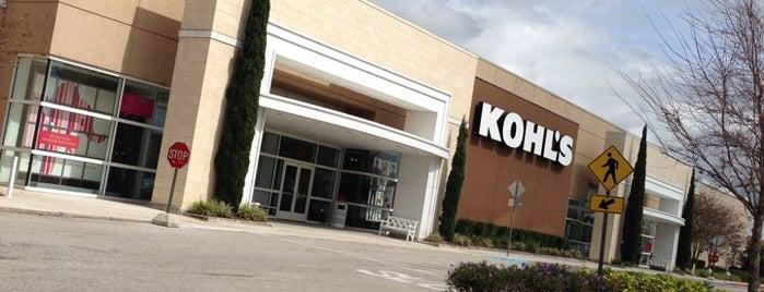 Kohl's is one of Tempat yang Disukai Ashley.