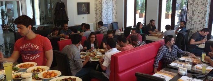 Dengeli Kafe & Restoran is one of Uğur : понравившиеся места.