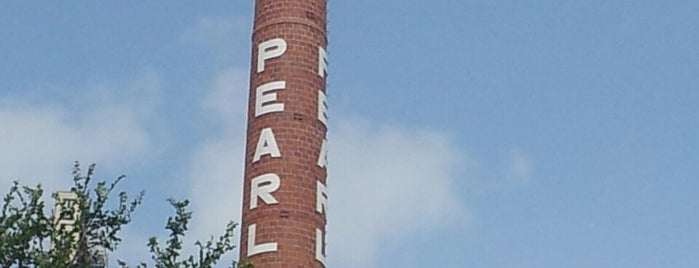 Pearl Brewery is one of Texas trip.