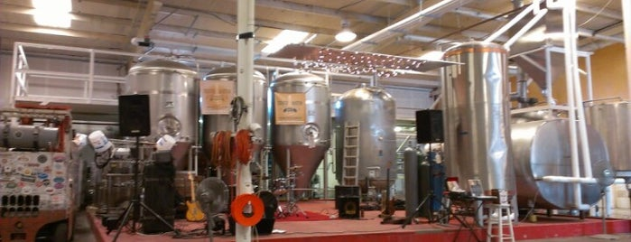 South Austin Brewing Company is one of New Year, New Places!.
