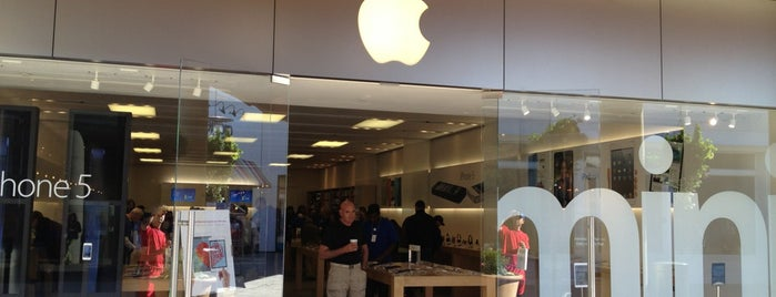Apple Corte Madera is one of California COOL.