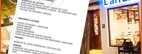L'arruzz Albacete is one of Orte, die cuxifrito gefallen.