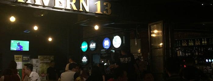 Tavern 13 is one of Tempat yang Disukai Crystal.