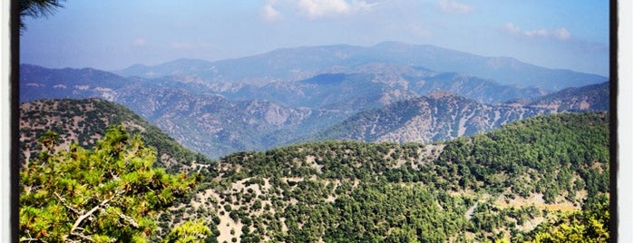 Troodos National Park is one of Cyprus. Places.