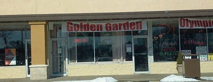 Golden Garden Chinese Food is one of USA 3.
