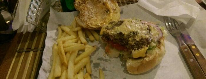 Raklap Bár Burger is one of Food.