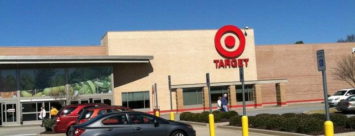 Target is one of Tempat yang Disukai Tricia.