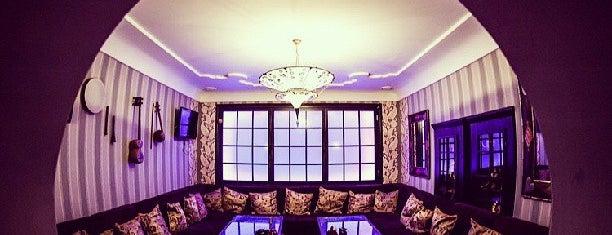 Divannaя lounge is one of Locais curtidos por Регина.