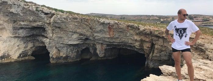 Santa Maria Caves is one of Bilge 님이 좋아한 장소.