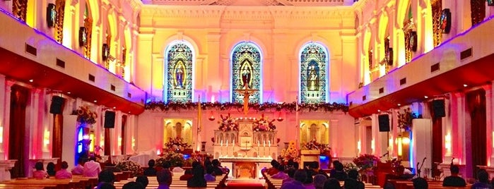Church Of The Sacred Heart is one of Singapore Catholic Churches (City District).