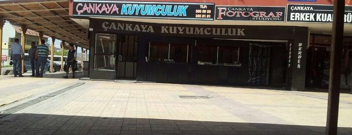 Çankaya Plaza is one of Kenan : понравившиеся места.
