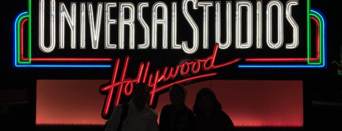 Universal Studios is one of California Los Angeles.