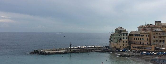 maa beach is one of √ Best Cafès & Bars in Genova.