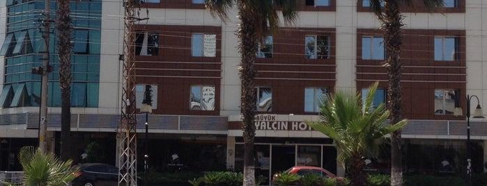 Büyük Yalçın Hotel is one of Turkiye Hotels.