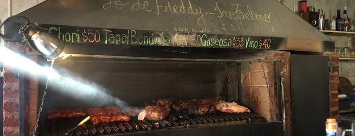 Nuestra Parrilla is one of Buenos Aires.