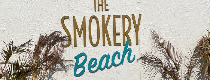The Smokery is one of El Gouna.