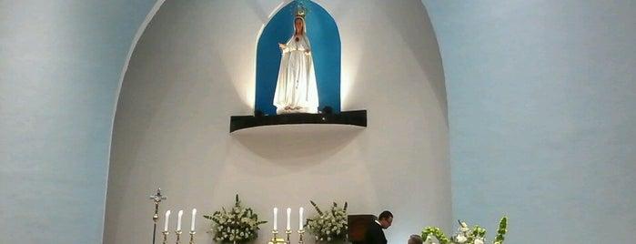 Santuário Nossa Senhora de Fátima is one of Vou.