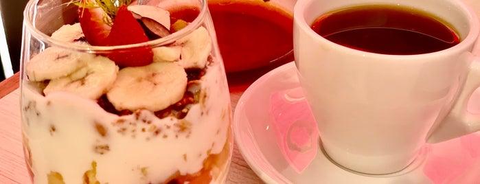 Aroma Espresso Café is one of สถานที่ที่บันทึกไว้ของ Jorge.