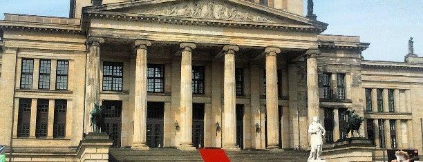 Konzerthaus Berlin is one of Berlin.