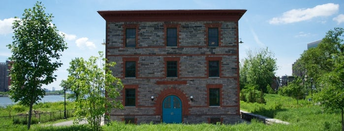 Strecker Memorial Laboratory is one of Atlas Obscura NYC.