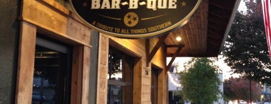 Edley's Bar-B-Que is one of Nash Try List.