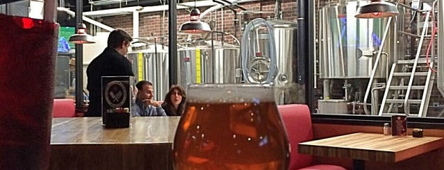 Scottsdale Beer Company is one of Phoenix-area craft breweries.