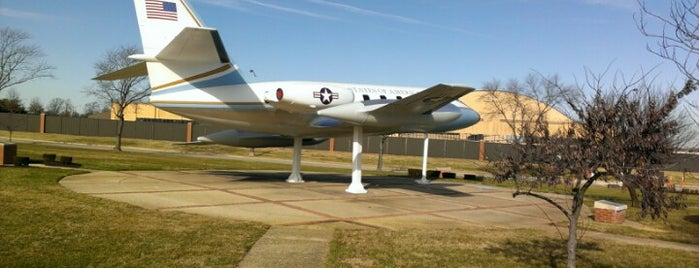 Andrews AFB Passenger Terminal is one of Richardさんのお気に入りスポット.