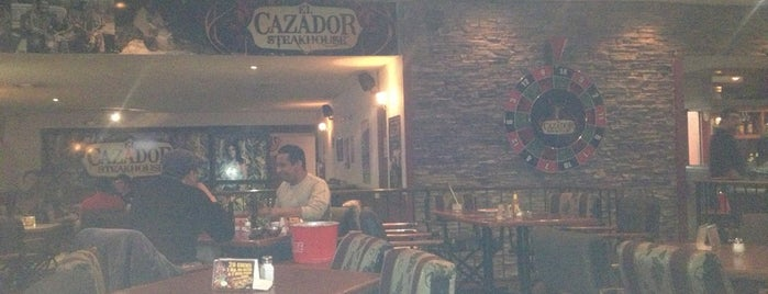 El Cazador is one of restaurantes.